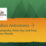 Indian Astronomy: Part 3